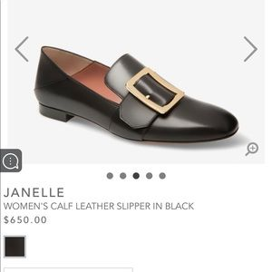 BALLY JANELLE SIZE 6.5 SUPER DISCOUNT